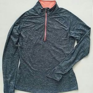 Women's Nike Half Zip Dri-Fit Pullover Medium